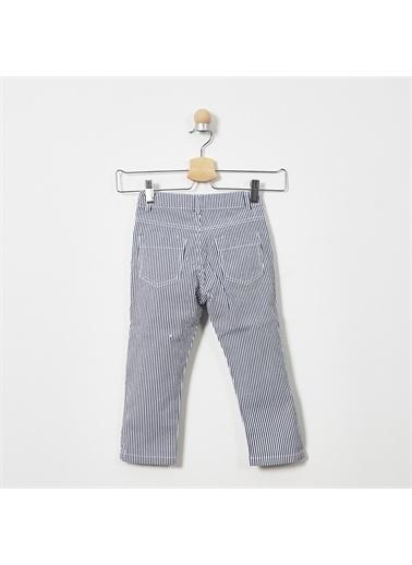 Panço Pantolon 19111060100 Mavi